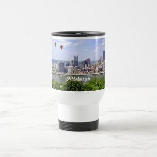 Pittsburgh City Pennsylvania Travel Mug