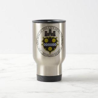 Pittsburgh City Seal Travel Mug