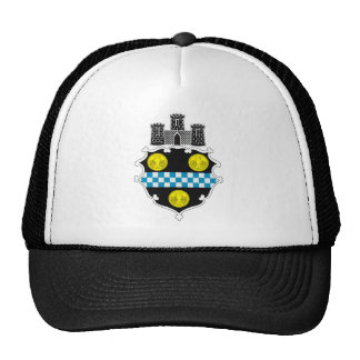 Pittsburgh Coat of Arms Hat
