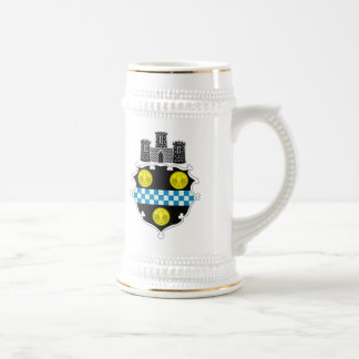 Pittsburgh Coat of Arms Mug
