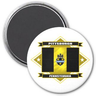 Pittsburgh Diamond Magnet