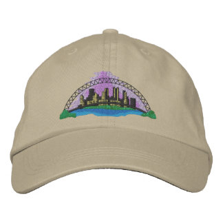 Pittsburgh Embroidered Baseball Cap
