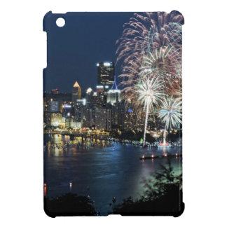 Pittsburgh Fireworks iPad Mini Cover