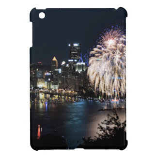 Pittsburgh Fireworks iPad Mini Covers