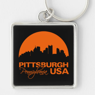 PITTSBURGH key chain