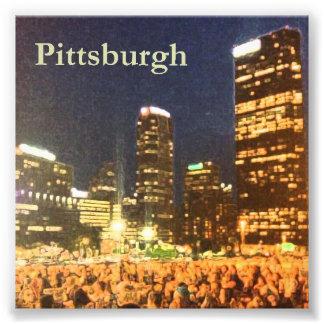 Pittsburgh PA Art Photo