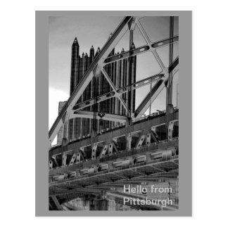Pittsburgh-Pa-PPG-Photo Postcard
