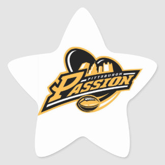 Pittsburgh Passion Sticker