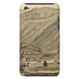 Pittsburgh, Pennsylvania Barely There iPod Case