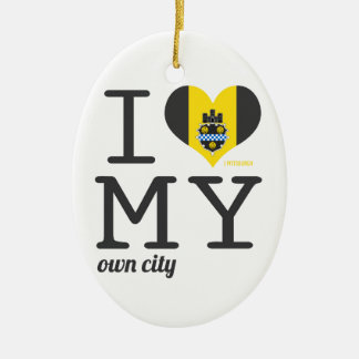 Pittsburgh | Pennsylvania Christmas Ornament