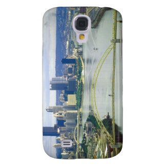 Pittsburgh Pennsylvania Rivers Galaxy S4 Case