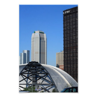 Pittsburgh Photo Prints Civic Arena View