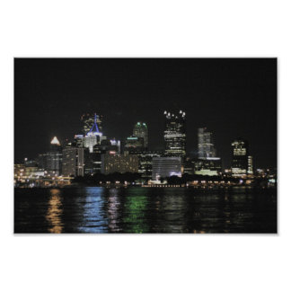 Pittsburgh Photo Prints PPG at Night