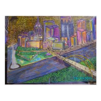 Pittsburgh Postcard