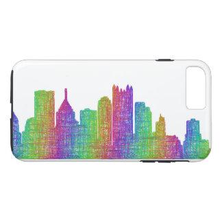 Pittsburgh skyline iPhone 8 plus/7 plus case