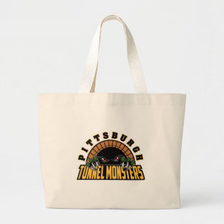 Pittsburgh Tunnel Monsters Tote Bag