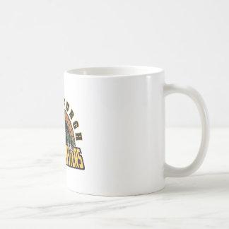 Pittsburgh Tunnel Monsters Basic White Mug