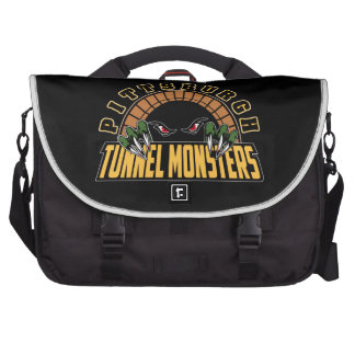 Pittsburgh Tunnel Monsters Commuter Bags