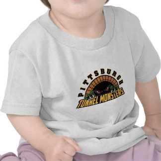 Pittsburgh Tunnel Monsters Tshirts
