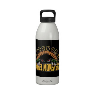 Pittsburgh Tunnel Monsters Reusable Water Bottles