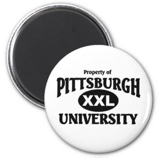 Pittsburgh University Magnet