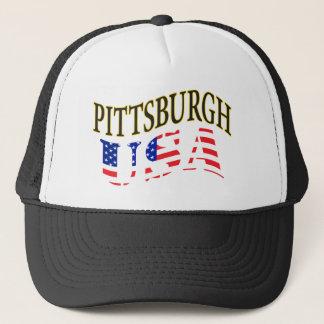 PITTSBURGH USA HAT