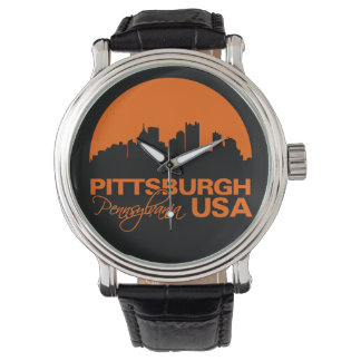 PITTSBURGH watches