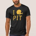 Pittsburgh - yellow tshirts