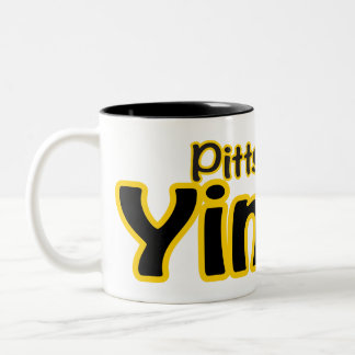 PITTSBURGH YINZER COFFEE CUP