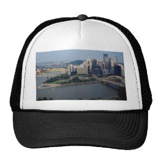 Pittsburgh's Golden Triangle, Pennsylvania, U.S.A. Hats