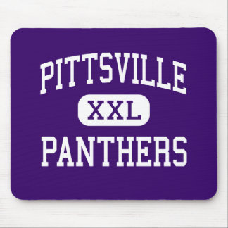 Pittsville - Panthers - High - Pittsville Mouse Mats