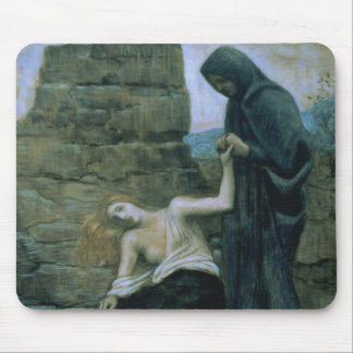 Pity, 1887 mouse mat