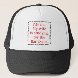Pity me...wife trucker hat