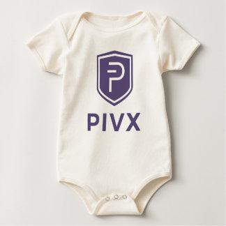 PIVX Purple Baby Bodysuit