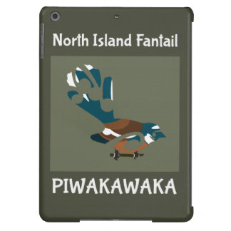 Piwakawaka   Fantail   New Zealand bird iPad Air Case