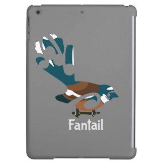 Piwakawaka   Fantail   New Zealand bird iPad Air Cases