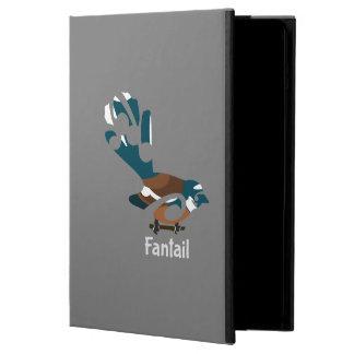 Piwakawaka  New Zealand bird Cover For iPad Air