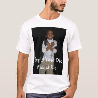 PIX 058, iRep 5 Year Old Model Kid T-Shirt