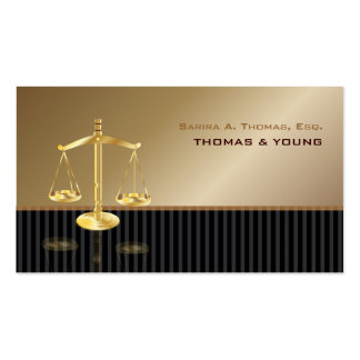 PixDezines attorney, sassy pinstripes, DIY color! Business Card Templates