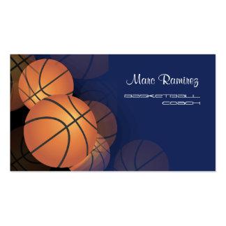 PixDezines Basketball cards/DIY background colors! Business Cards