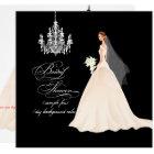 PixDezines bridal brunch/DIY occasion+colour Card