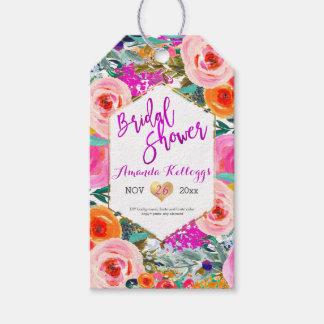PixDezines Bridal Shower Boho Spring Floral