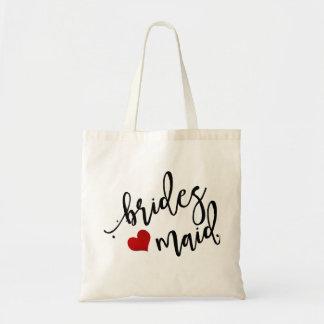 PixDezines Bridesmaid/Heart/Modern Script