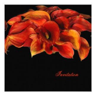 PixDezines burnt orange calla lily Announcement