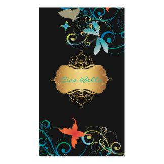 PixDezines butterflies+dragonflies Business Card