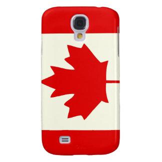 PixDezines Canadian Flag Galaxy S4 Case