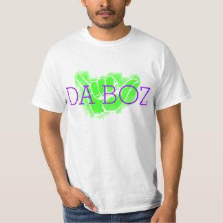 PixDezines da boz/shaka/DIY text+color Tee Shirts