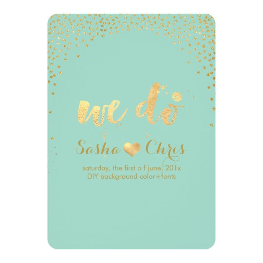 PixDezines dazzled/faux gold specks/diy event Card
