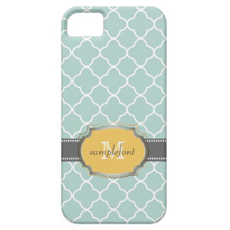 PixDezines diy background color/quatrefoil pattern iPhone 5 Covers