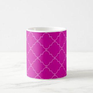 PixDezines diy color, moroccan trellis Coffee Mug
